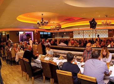 Blue Tiffin Restaurant