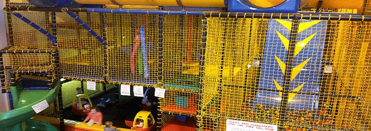 Jungle J's Indoor Soft Play  Oldham