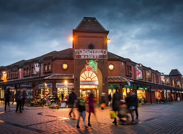 Oldham Markets