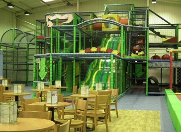 Snakes and Slides in Oldham