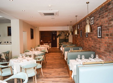 Stocco Restaurant in Oldham