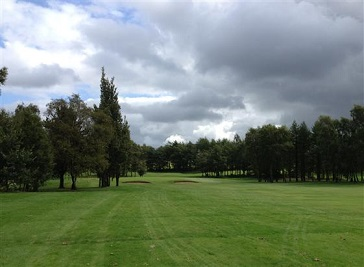 Ashton Under Lyne Golf Club Oldham